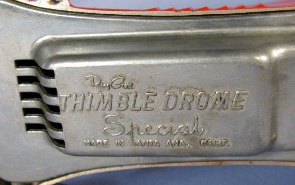 245: L.M. Cox Thimble Drome Special Model Race Car - 7