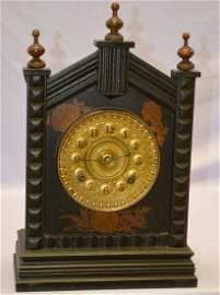 """Antique Ansonia """"Turkey"""" Cabinet Clock"""