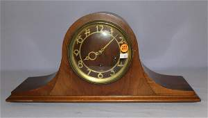 Antique Seth Thomas Tambour Westminster Chime Clock