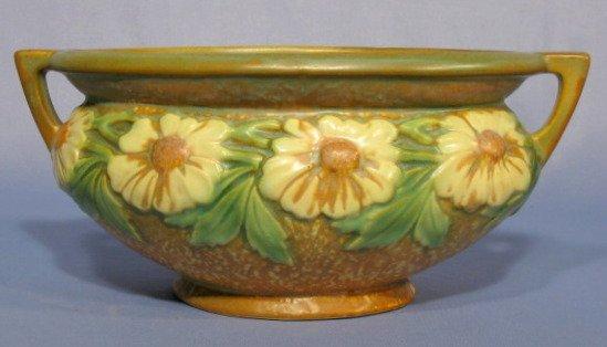 20: Roseville Dahlrose Vase