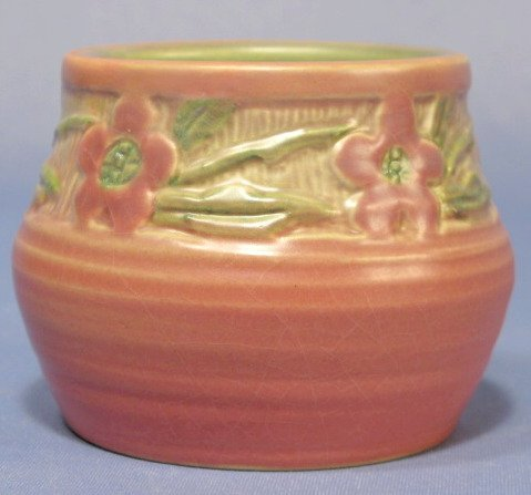 206: North Dakota School of Mines Floral Pot