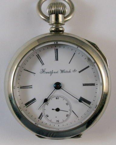 20: Hartford 17J 18S Pocket Watch