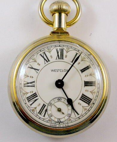 82: Westclox 16S Pocket Watch