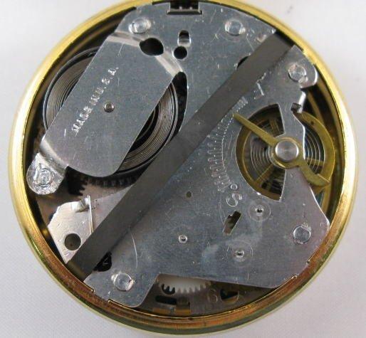 82: Westclox 16S Pocket Watch - 3