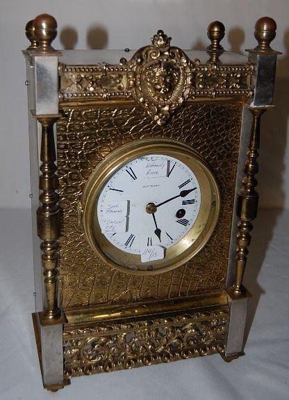 23: Seth Thomas Carson City Series Mantel Clock