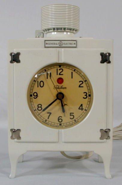 217: Telechron G.E. Refrigerator Clock
