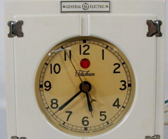 217: Telechron G.E. Refrigerator Clock - 2