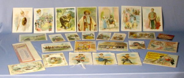 9: Group Lot of 27 Advertising Collectibles