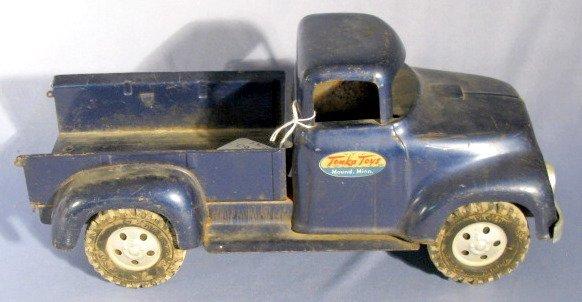 20: Tonka Pressed Steel Pick Up Truck