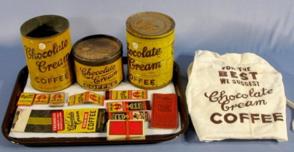 68: 7 Western Grocer Mills Advertising Items