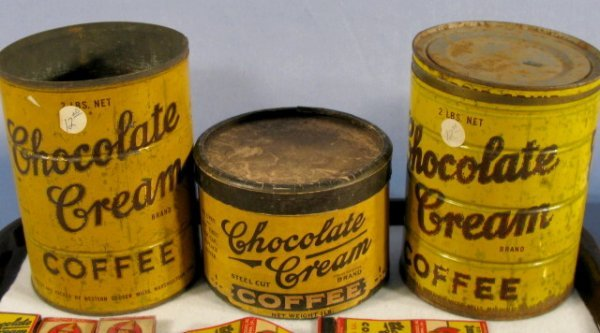 68: 7 Western Grocer Mills Advertising Items - 2