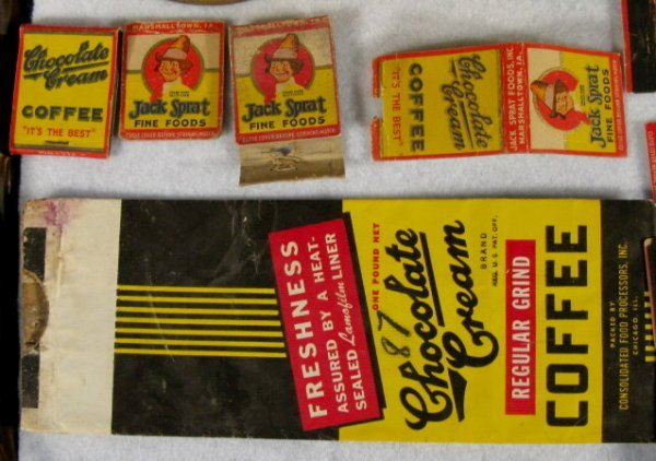 68: 7 Western Grocer Mills Advertising Items - 3