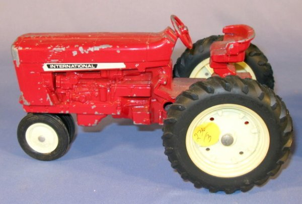 236: Group of 3 Old International Toy Tractors - 2