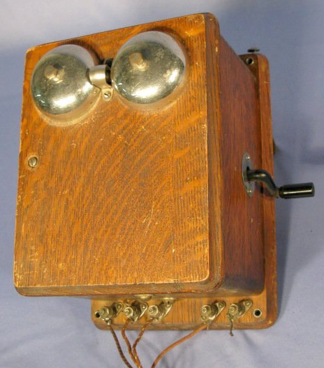 13: Kellogg Candlestick Telephone - 2