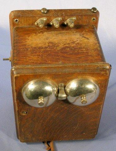 13: Kellogg Candlestick Telephone - 3