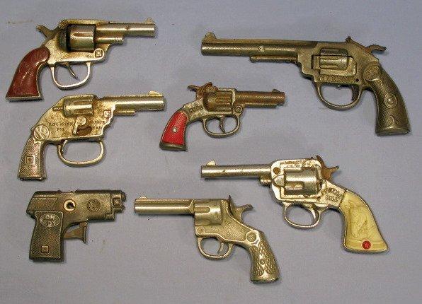 374: Kilgore, Hero, Oh Boy & Other Cap Guns