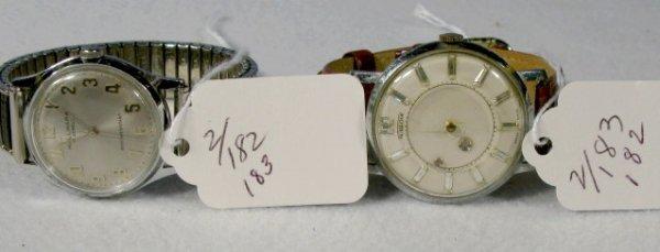 22: Aureole Swiss Made & Hallmark Wrist Watches - 2