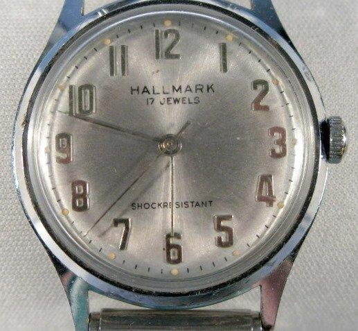 22: Aureole Swiss Made & Hallmark Wrist Watches - 5