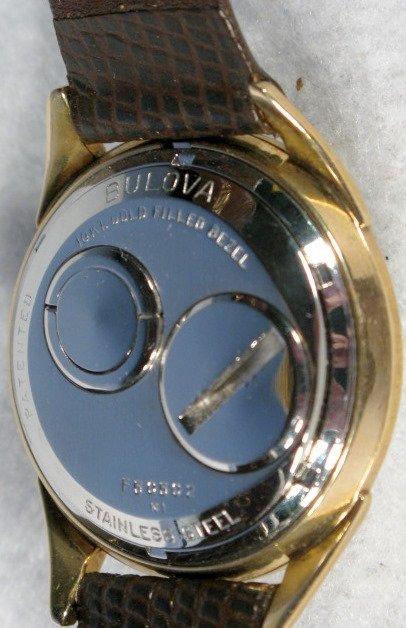228: Bulova Accutron 214 Railroad Approved Wrist Watch - 2