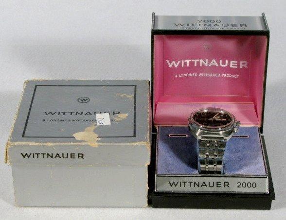 242: Wittnauer 2000 Wrist Watch in Box