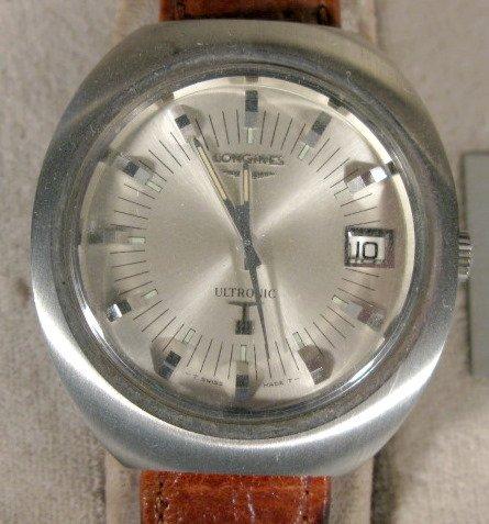 243: Longines Ultronic Wrist Watch in Box - 2