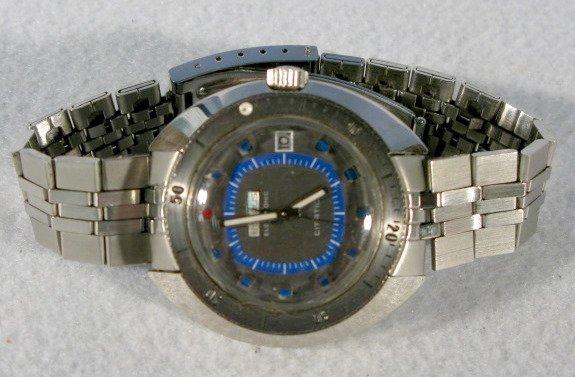 420: 2 Benrus Citation Wrist Watches - 2