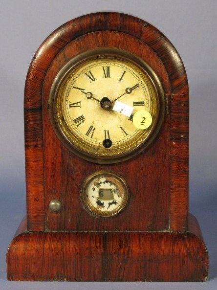 2: Gilbert Round Top Calendar Clock