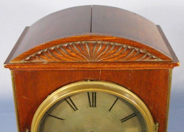 6: W&H #4 8 Bell Bracket Clock - 2