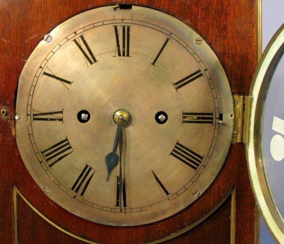 6: W&H #4 8 Bell Bracket Clock - 3
