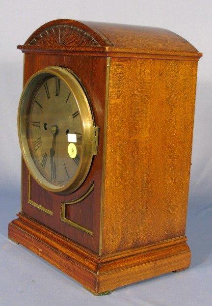 6: W&H #4 8 Bell Bracket Clock - 5