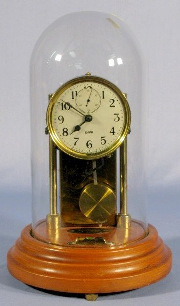 12: Barr Mfg. Corp. Weedsport, NY Electric Dome Clock
