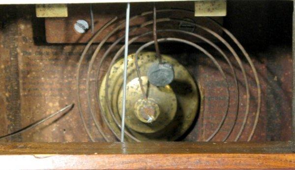 20: Daniel Pratt & Sons Early American Shelf Clock - 4