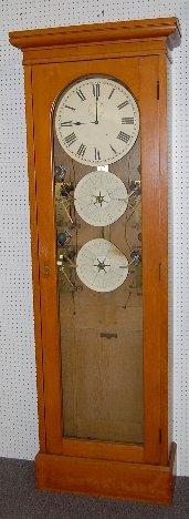 126: E. Howard Master Clock