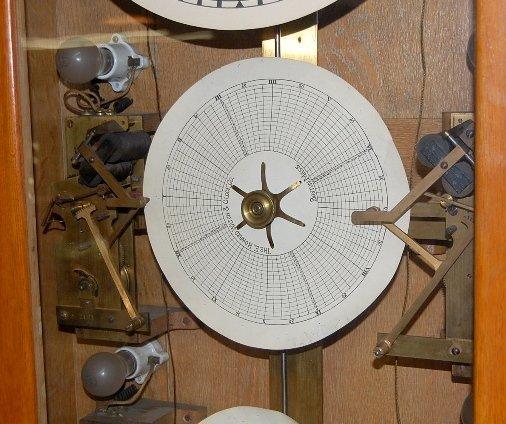 126: E. Howard Master Clock - 4