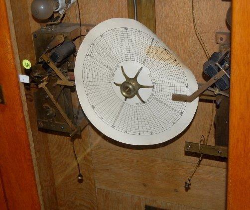 126: E. Howard Master Clock - 5