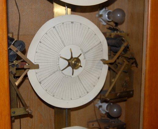 126: E. Howard Master Clock - 6