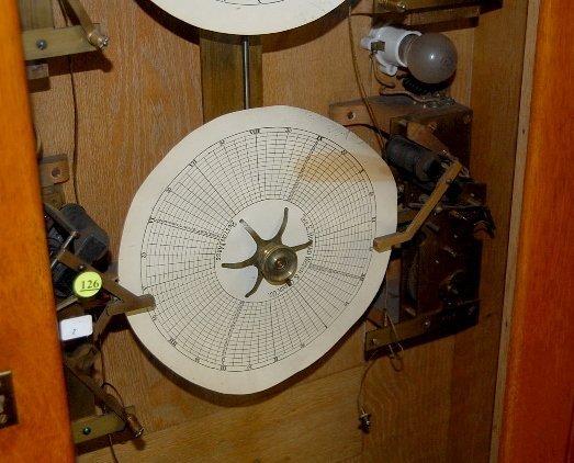 126: E. Howard Master Clock - 7