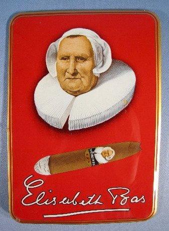 12: Elizabeth Bas Cigar Sign