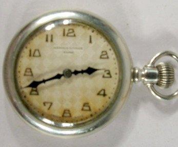 17: Sandoz Vuille 7J 18S OF Pocket Watch