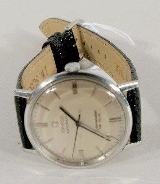 272: Omega Automatic Seamaster DeVille Wrist Watch
