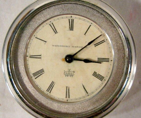 344: Waterbury Watch Co. OF LS Pocket Watch - 2