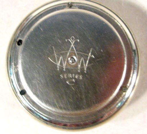 344: Waterbury Watch Co. OF LS Pocket Watch - 4