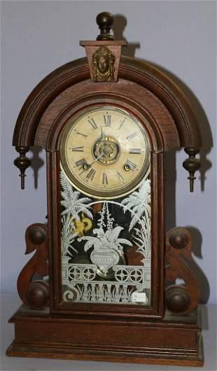 Ansonia Parisian Kitchen Mantel Clock
