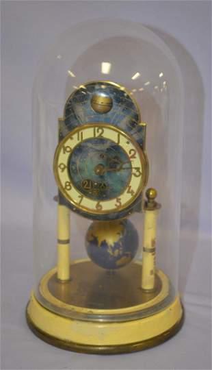 Vintage J Kaiser Universe 400 Day Dome Clock