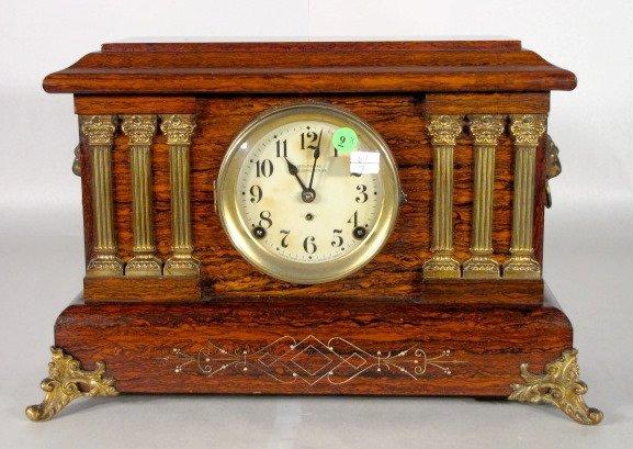 9: Seth Thomas Ding Dong Strike Mantel Clock