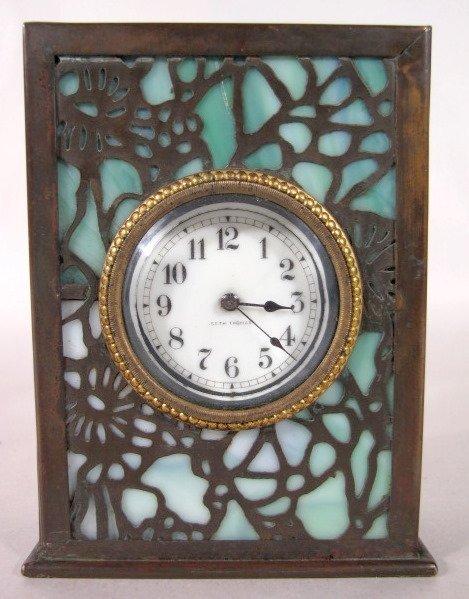 22: Seth Thomas/Colonial Desk Clock