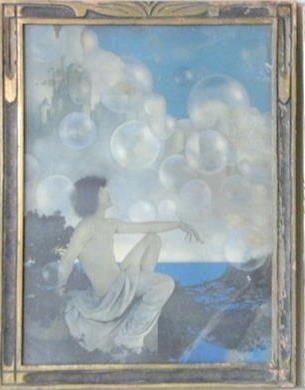 14: Maxfield Parrish, Air Castle Print