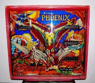 "291: Williams Electronics ""Phoenix"" Pinball Game - 3"
