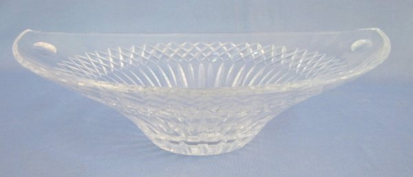 17: Waterford Crystal Bowl w/Flared Rim