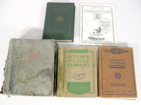 11: 5 Vintage Automotive Catalogs